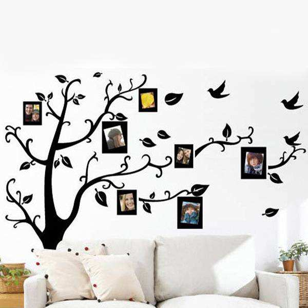 ... Tree Family Quote Branches Wall Decal. ; 