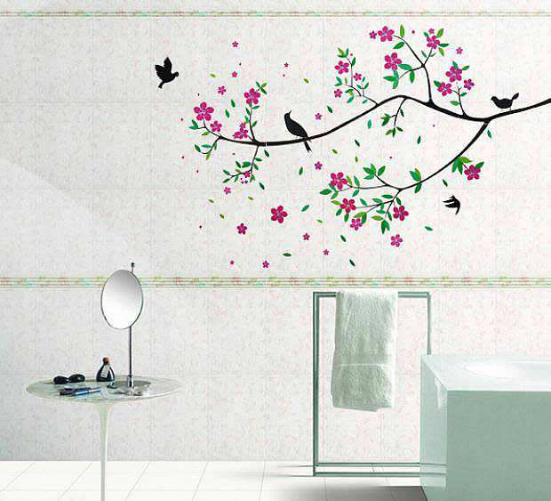 Good ... Tree And Bird Wall Art. 2 For U20ac20. ;  Pictures