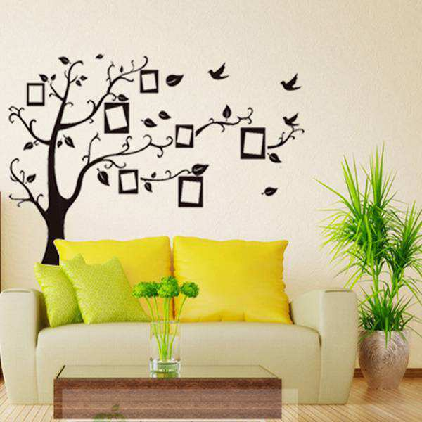 Beautiful Wall Decor With Tree Branches Gallery - Wall Art Design ...