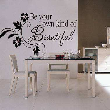 ... Beautiful Wall Sticker · Be ...