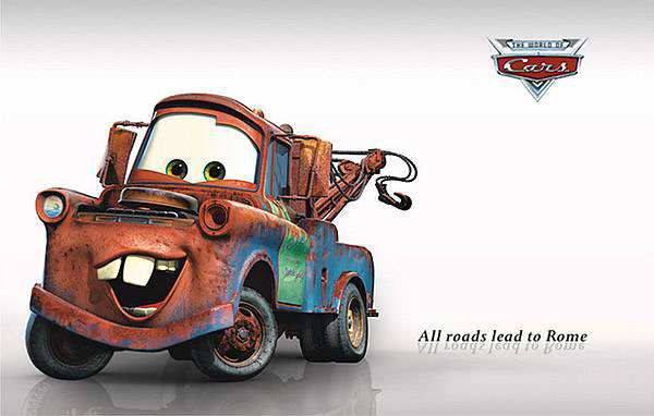 Disney Pixar Cars | Boys Room | 2 For €20 | Wall Decals