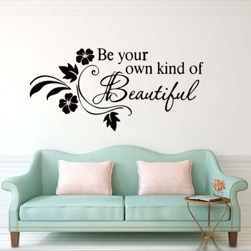 Be Your Own .. Wall Decals