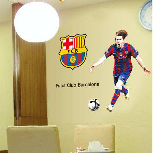 ... Boys Room/Football Stickers. ;  Part 20