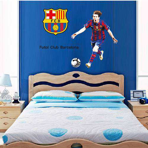 Football Stickers | Football | Characters | Boys Room | Wall Decals