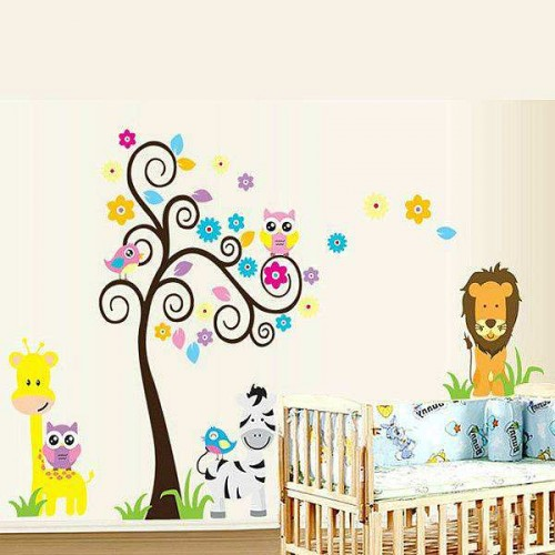 Children's Wall Stickers & Decals