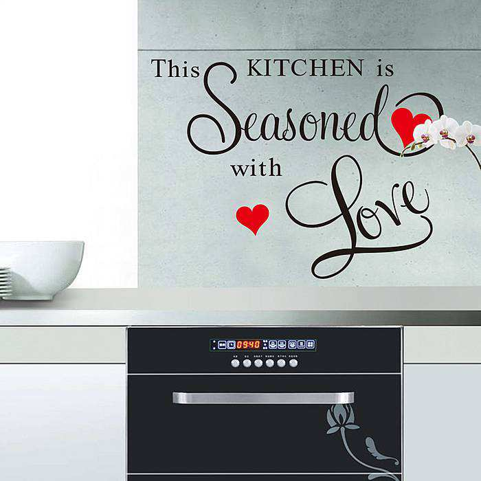 Wall Quote Sticker