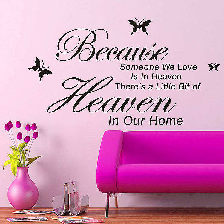 ... Wall Quotes Sticker. ; 