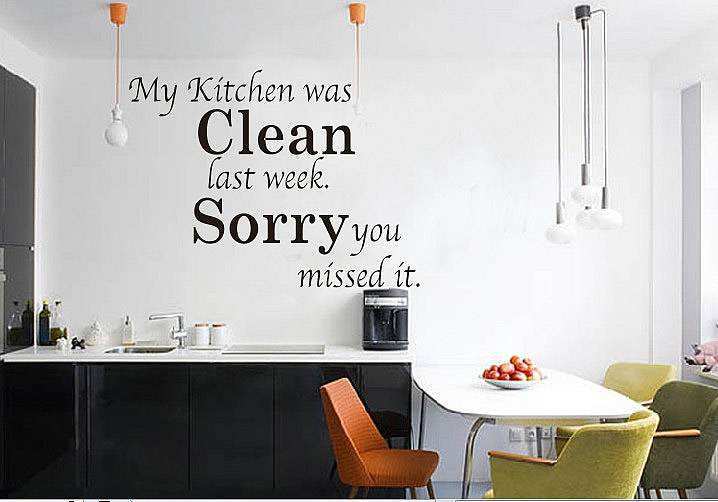 ... Quotes Wall Art Sticker. ; 