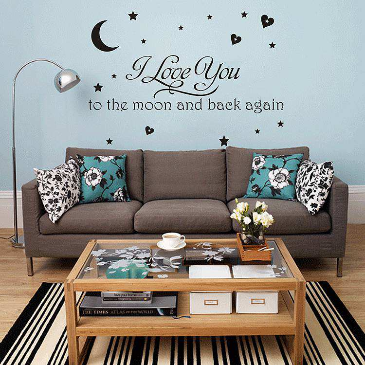 ... Quotes Wall Sticker. ;  Part 67