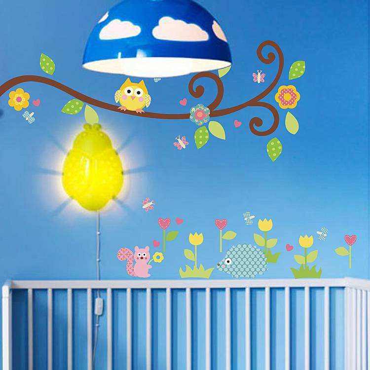 ... Tree Owl Wall Stickers. 2 For U20ac20. ; 