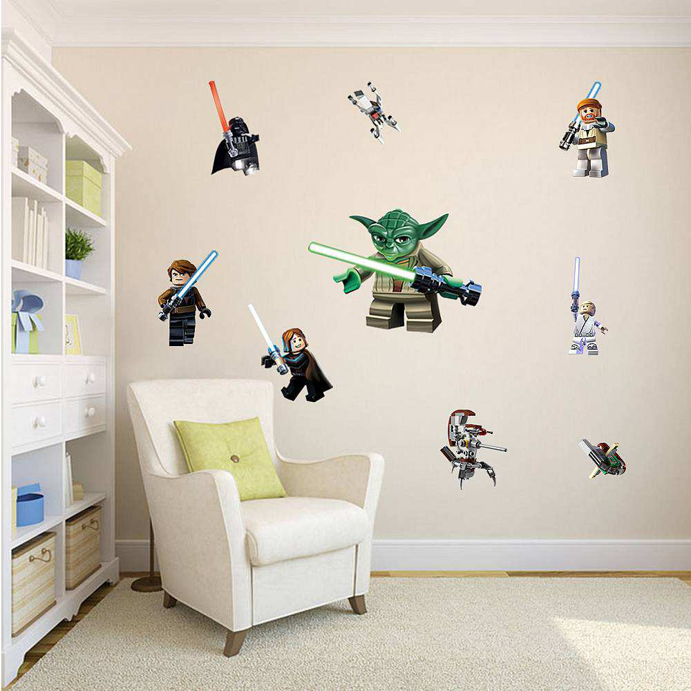Home/Boys Room/Lego Star Wars 11 Character Decal. ;  Part 42