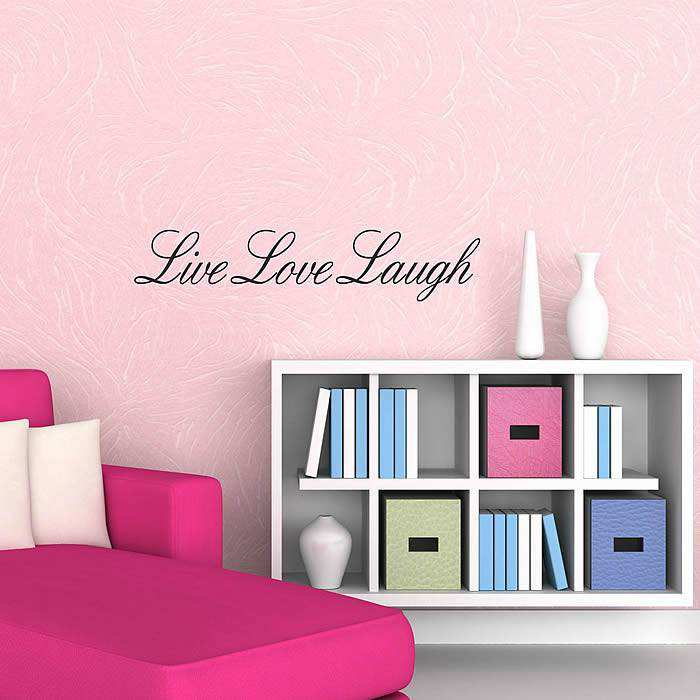 ... Wall Quotes/Live Laugh Love Wall Quote Stickers. ;  Part 66