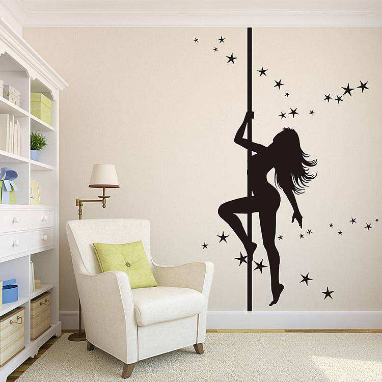 Girl Wall Sticker Part 65