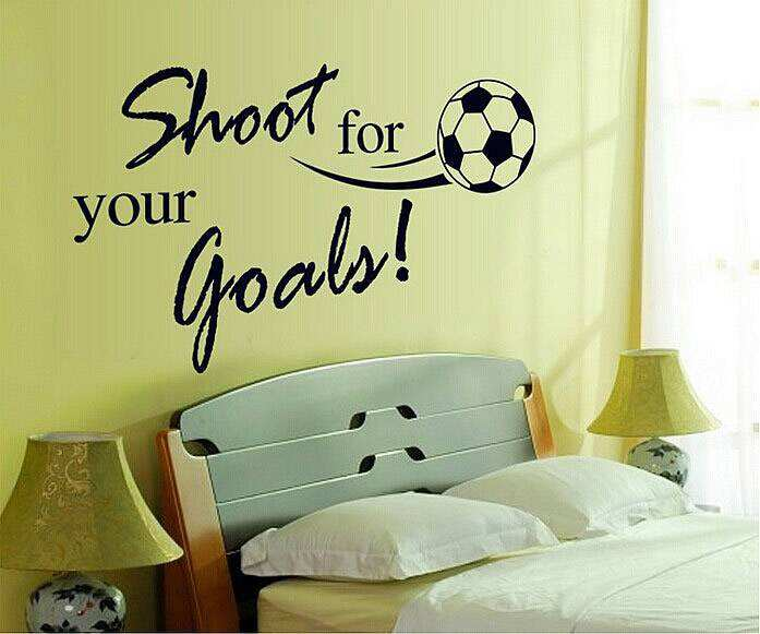 Good ... For Your Goals Wall Quote Stickers. ;  Part 8