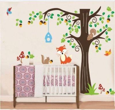 baby room tree wall decal sticker