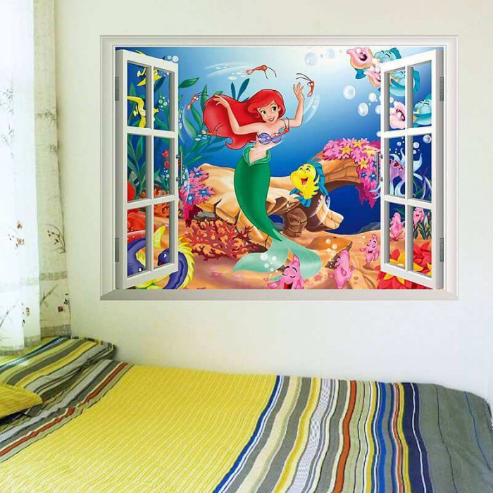 disney wall stickers decals