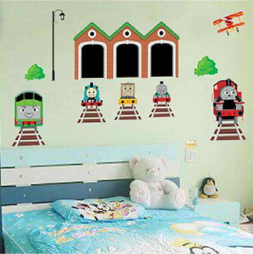 ... Engine Wall Stickers Decals. 2 For U20ac20. ;  Part 49