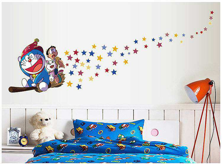 ... Glow In Dark Wall Stickers. ;  Part 71