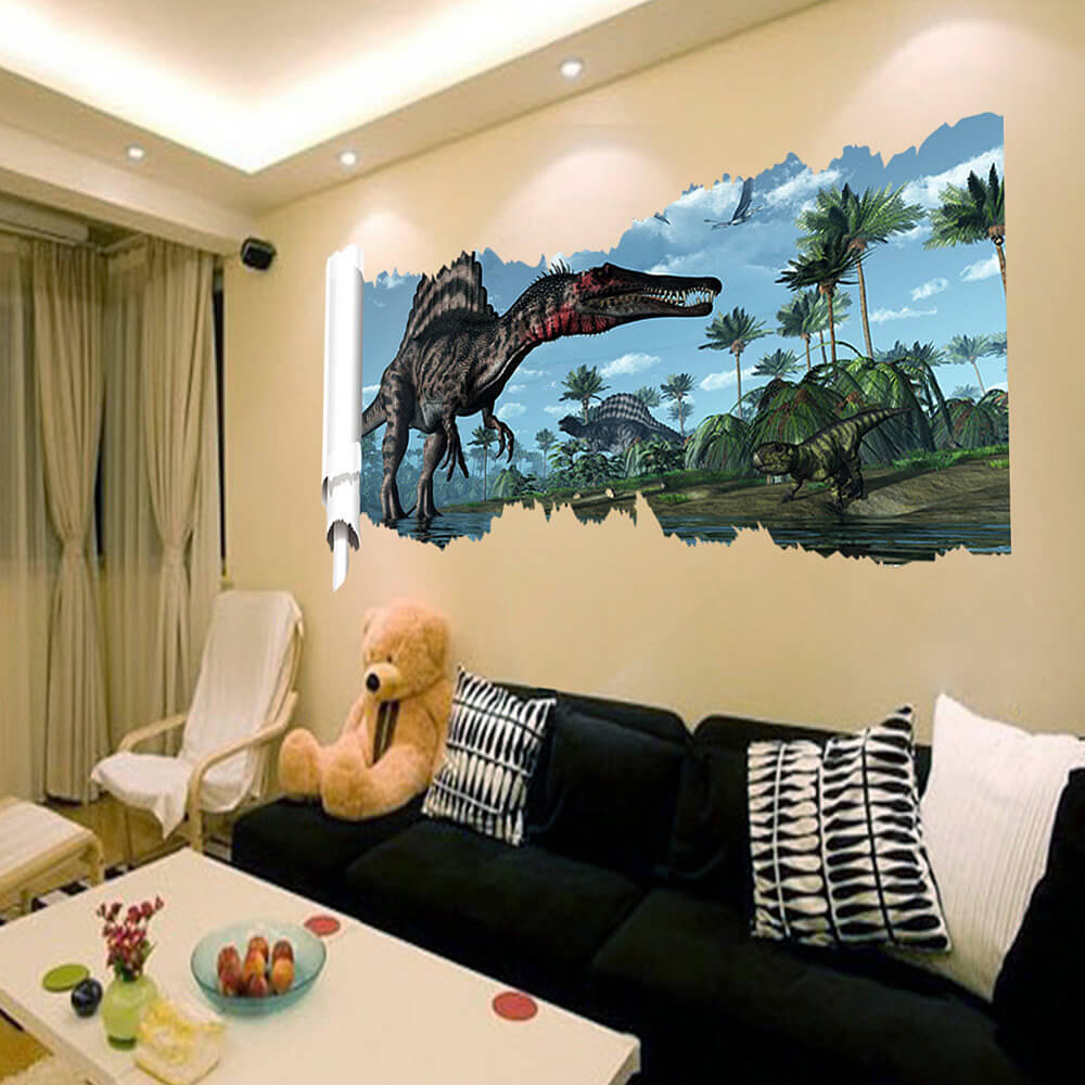 ... Dinosaurs Wall Stickers. ;  Part 78
