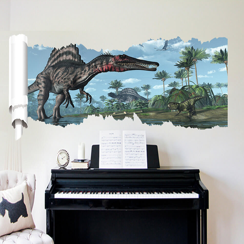 ... Dinosaurs Wall Stickers. ; 