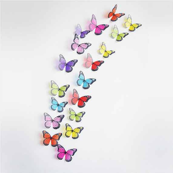 ... Butterfly Wall Decal Stickers. 2 For U20ac20. ; 
