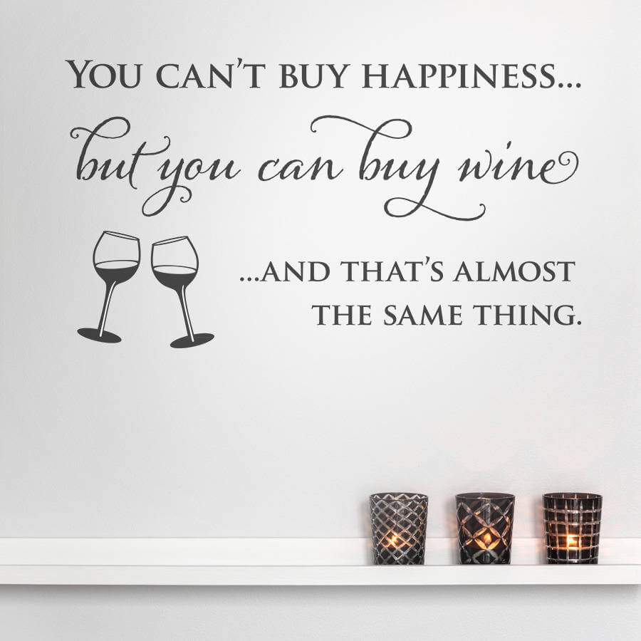 ... Quote Wall Decal Sticker. ;  Part 53