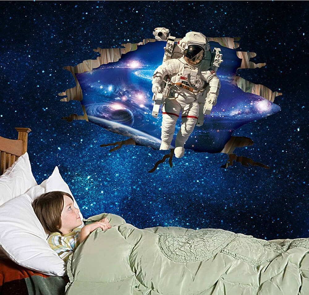 Home Decor Astronauts Wall Stickers. Astronauts Wall Stickers   Home Decor   Boys Room   Wall Decals