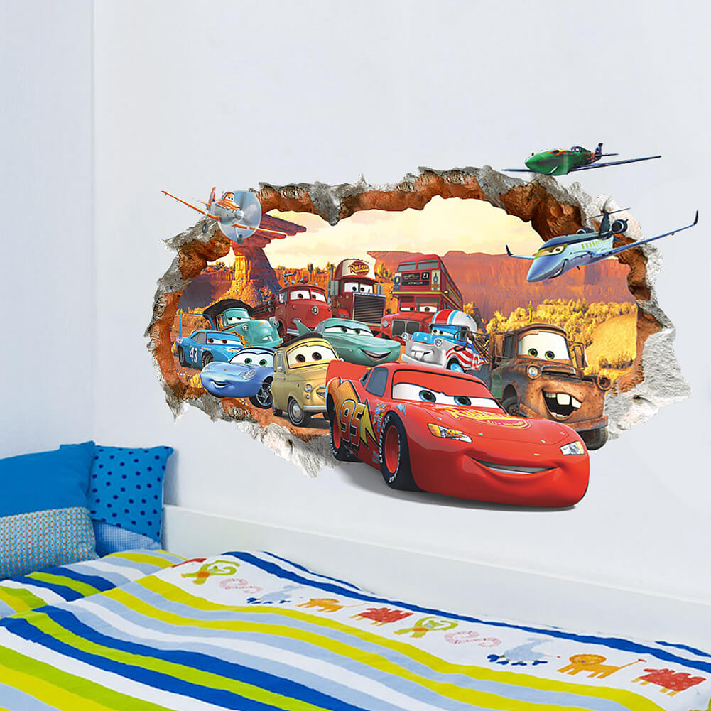 Disney cars wall stickers peenmedia disney cars wall stickers nvjuhfo Image collections