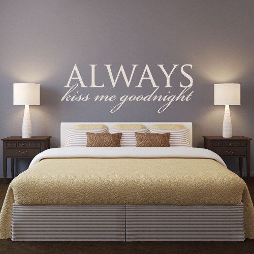 Bedroom Wall Decals Wall Decals | Low Prices | High Quality | Wall ...