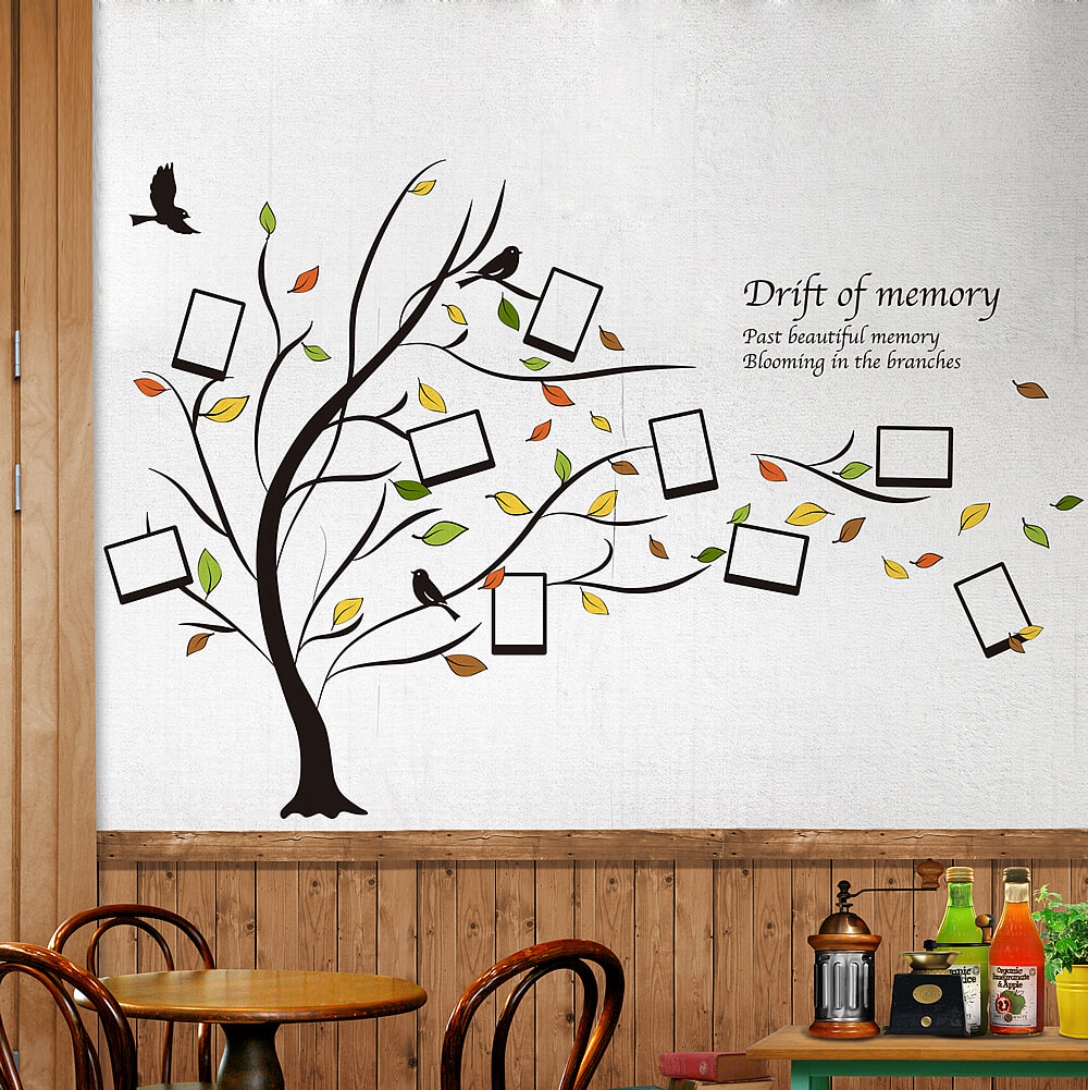Family Tree Wall Stickers Part 72