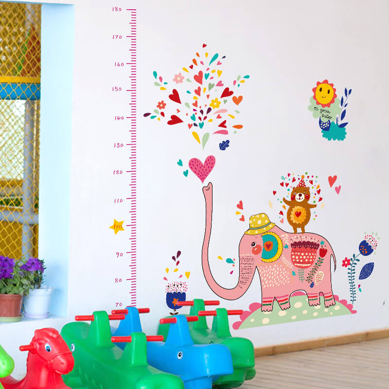 Height Chart Wall Stickers Part 55