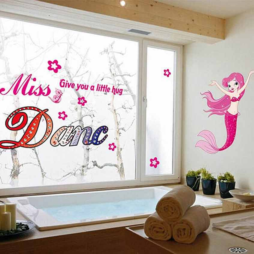Awesome ... Little Mermaid Wall Decals. 2 For U20ac20. ;  Part 31