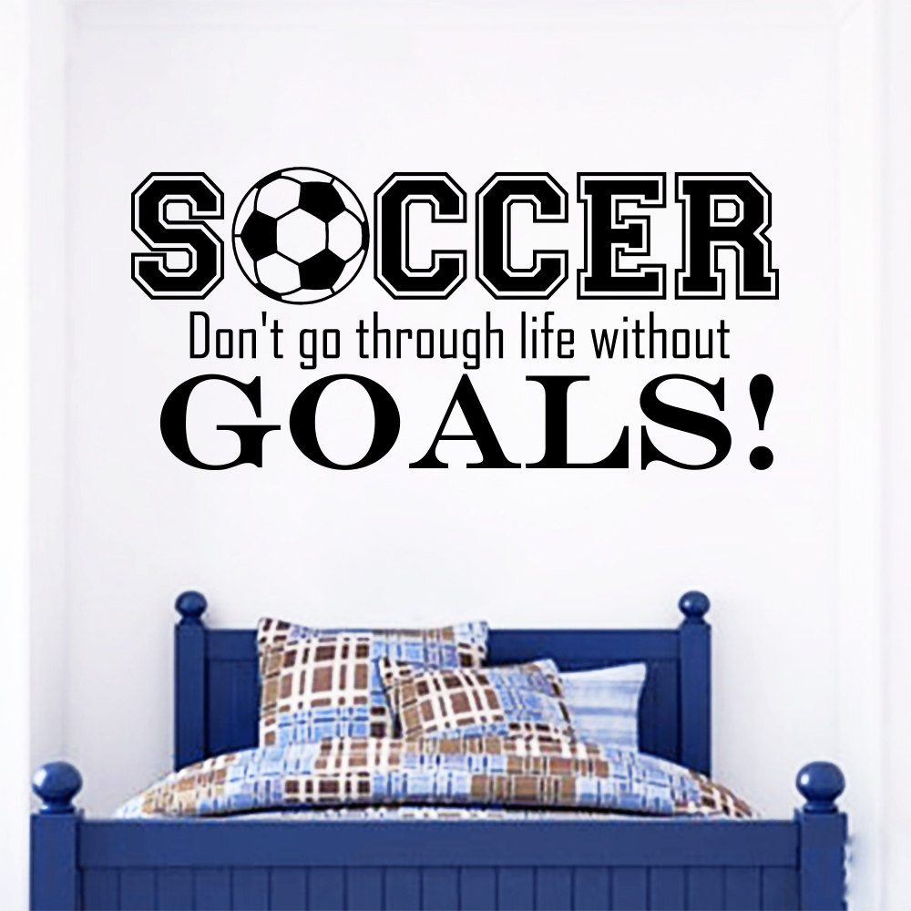 Superbe Soccer Wall Decals