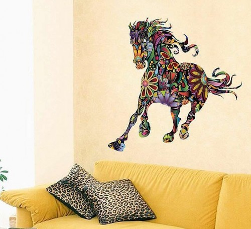 Animal Wall Stickers & Decals