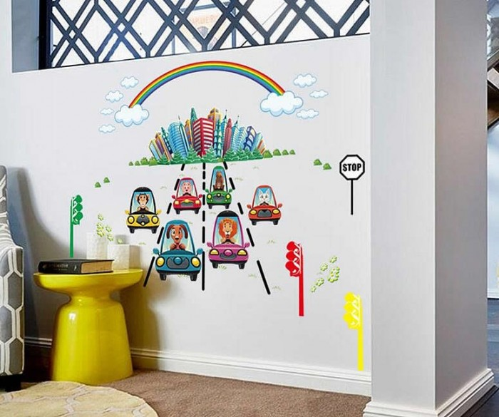 Rainbow Wall Art