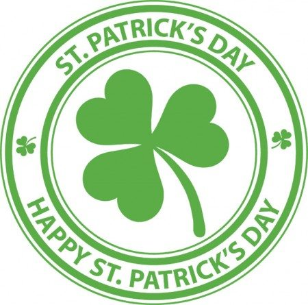 St Patrick's Day Wall Decals