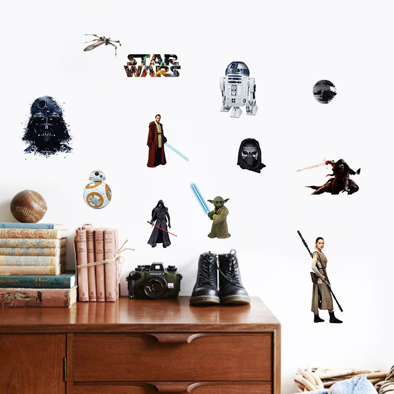 Star Wars Decal Part 54