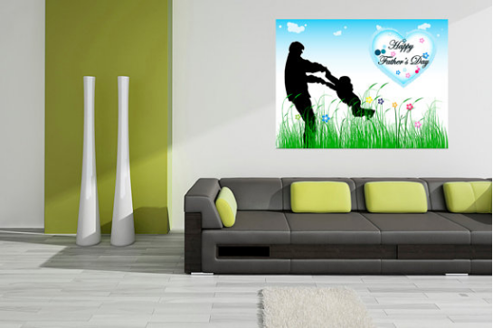 Father Day Wall Decals