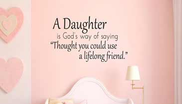 a-daughter