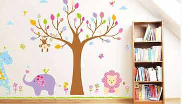 Wall Stickers | Wall Decals™ | Designer Wall Art Stickers Part 51