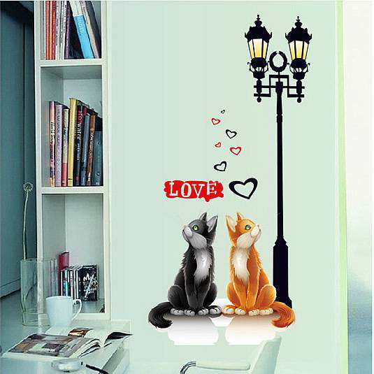 Printed Wall Stickers