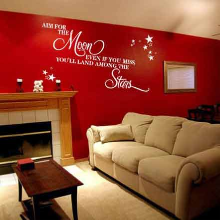 Fireplaces Wall Stickers