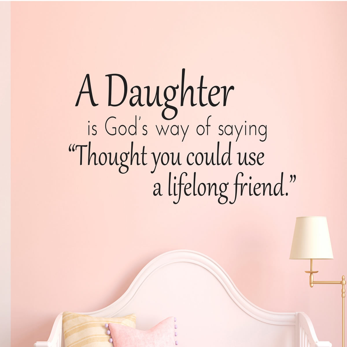 Daughter's Day Wall Stickers