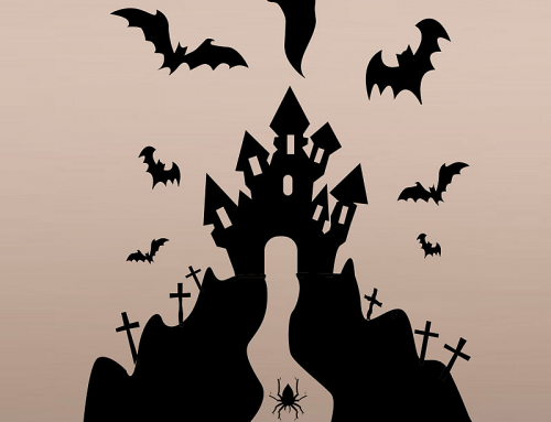 Halloween Decorative Wall Pictures