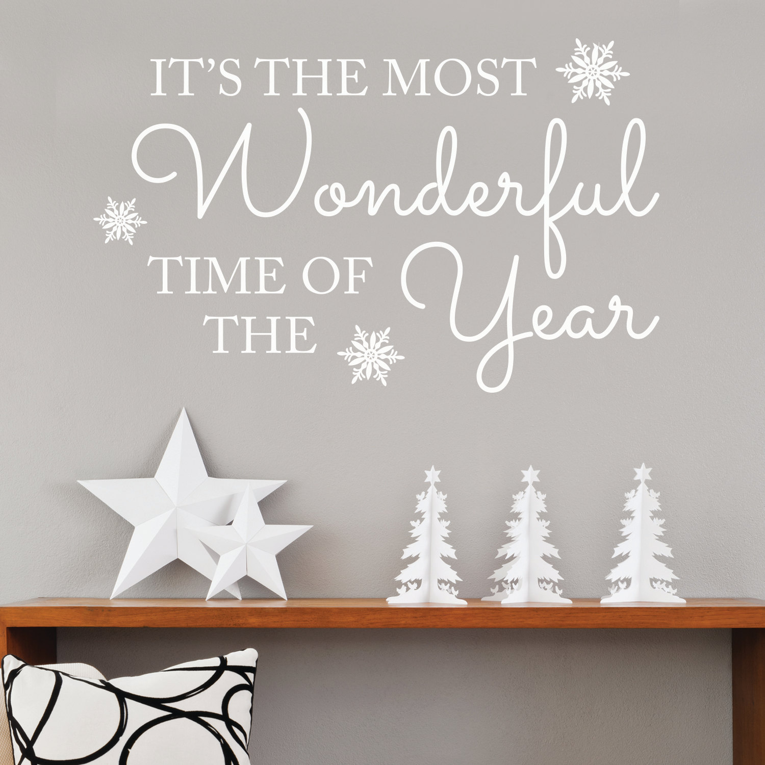 Christmas Quote Wall Decals