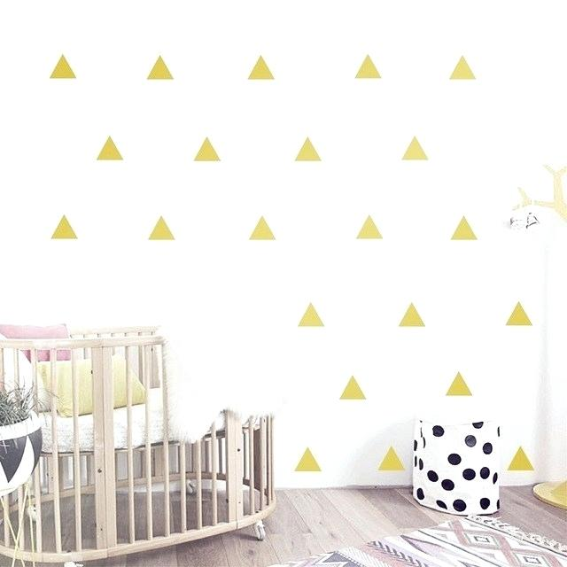 Triangle Yellow