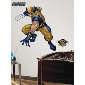 Wolverine Wall Stickers