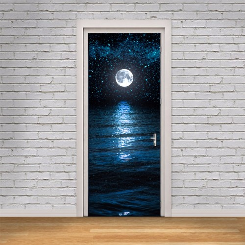 Door Wall Decal Art
