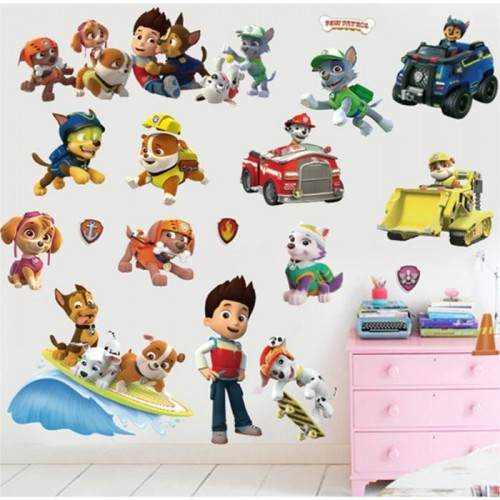 Paw Patrol Wall Stickers For kids