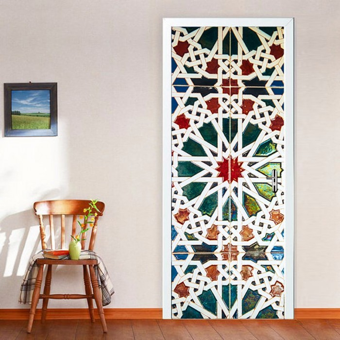Door Wall Art Stickers